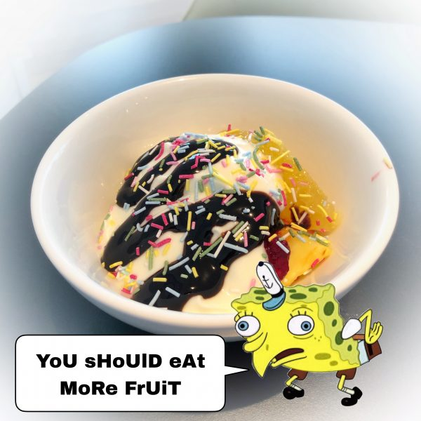YoU sHoUlD eAt MoRe FrUiT