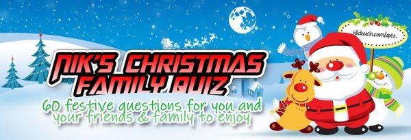 Christmas Family Quiz